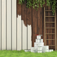 Outdoor Paint & Finishes