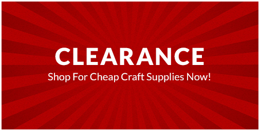 Shop Craft Clearance