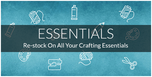 Shop Craft Essentials