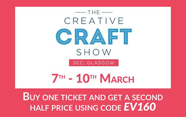 creative craft show glasgow