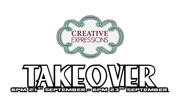creative expressions takeover