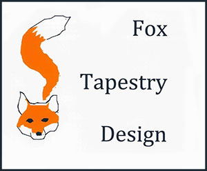 Fox Tapestry Design
