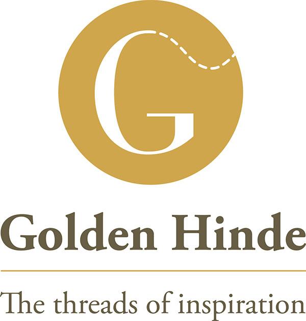 Golden Hinde Goldwork