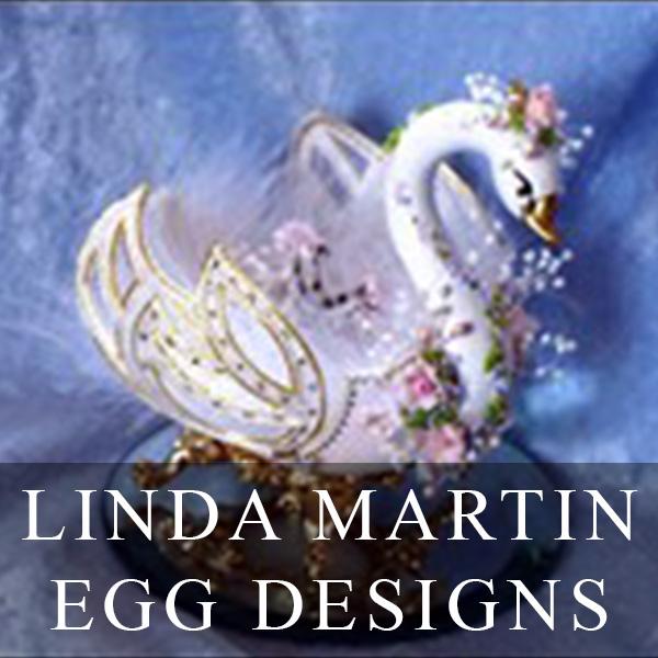Linda Martin Egg Designs