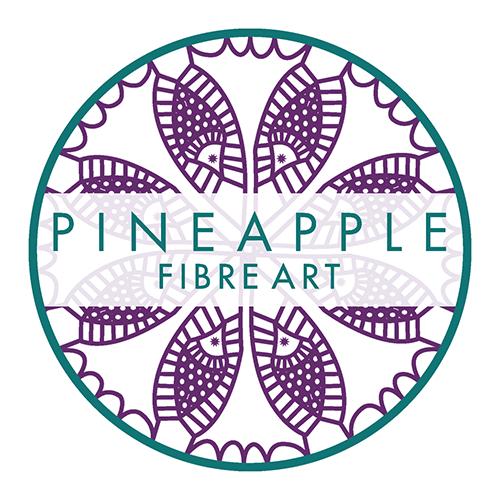 Pineapple Fibre Art