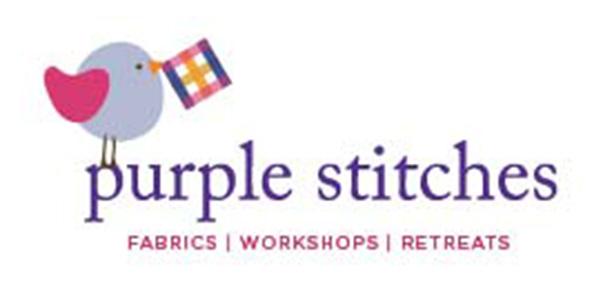 Purple Stitches