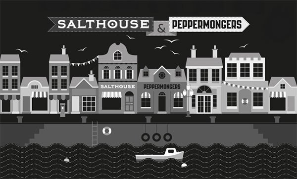Salthouse & Peppermongers