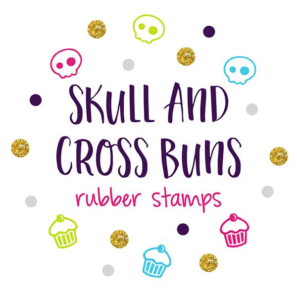 Skull and Cross Buns
