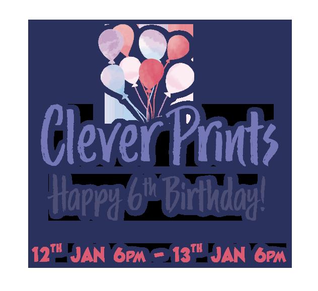 Claritystamp 27th Birthday