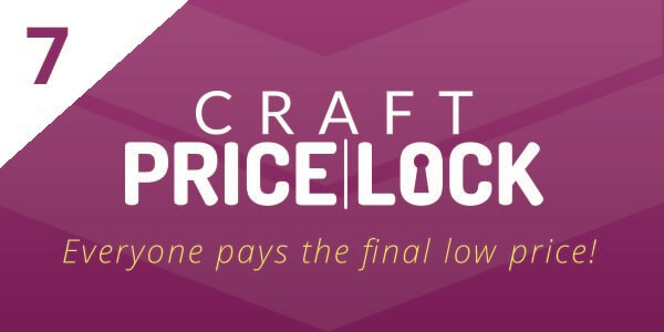 Craft Price Drop Step 7
