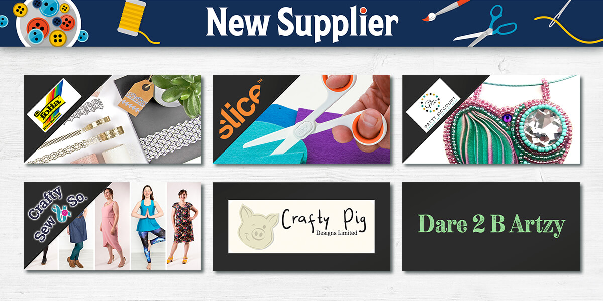 new suppliers