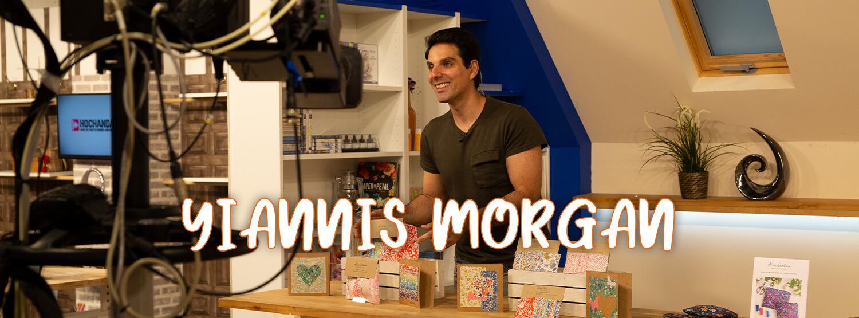 Meet Yiannis Morgan Hochanda Presenter
