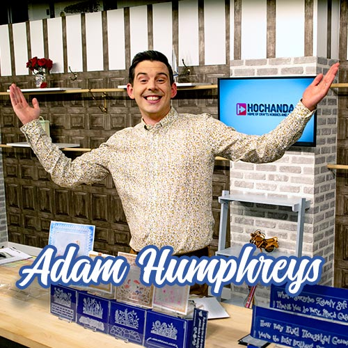 Adam Humphreys Hochanda Presenter