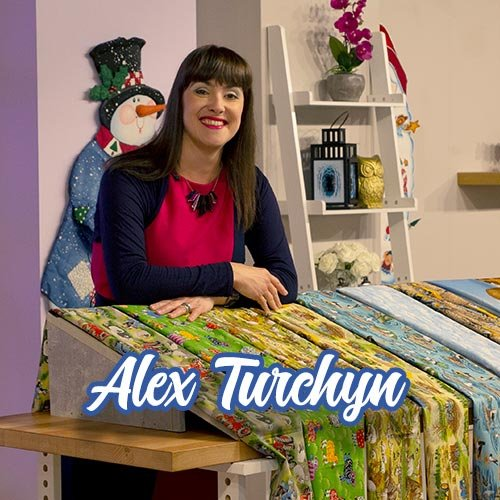 Alex Turchyn Hochanda Presenter
