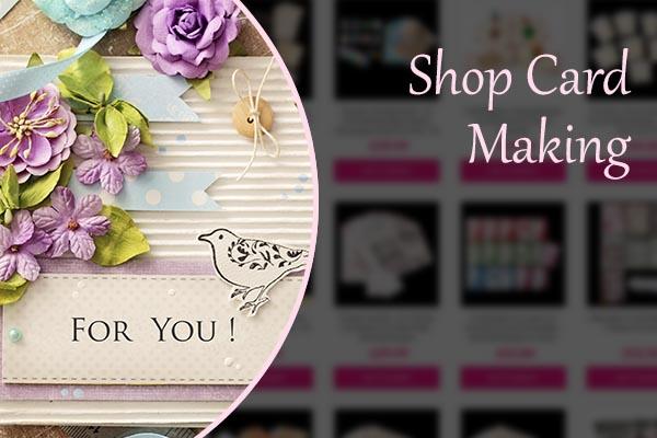 shop card making