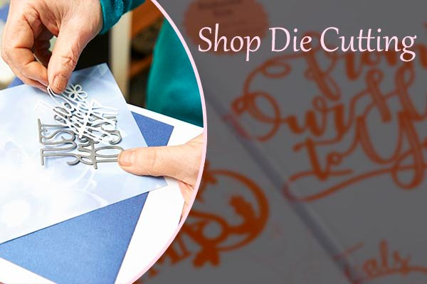 shop die cutting