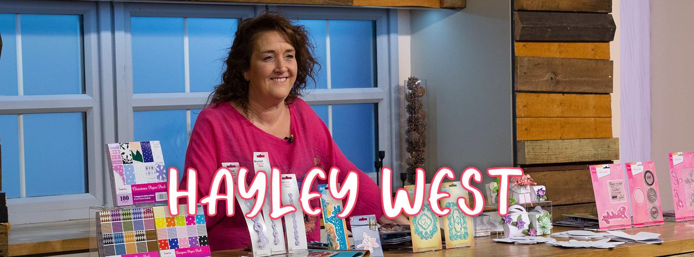 Hayley West Hochanda Presenter