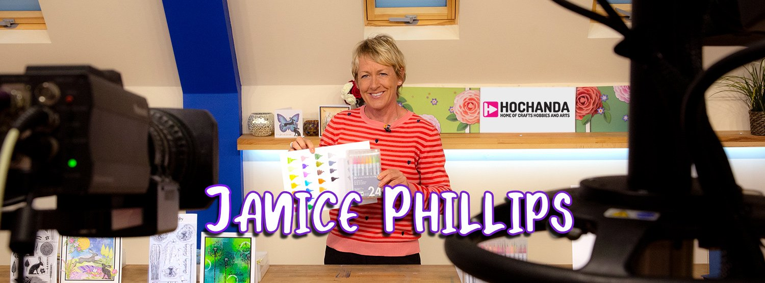 Janice Phillips Hochanda Presenter