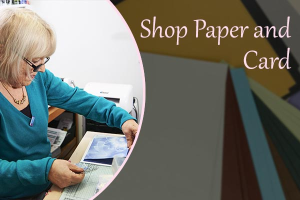 Shop paper and card