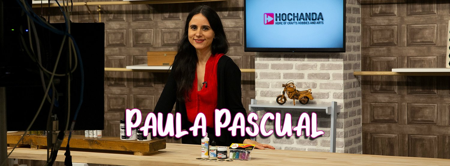 Paula Pascual Hochanda Presenter