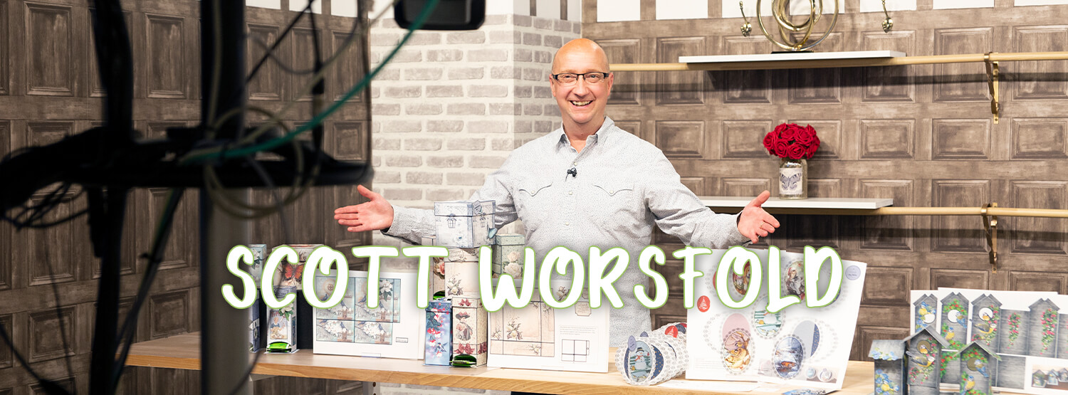 Meet Scott Worsfold Hochanda Presenter