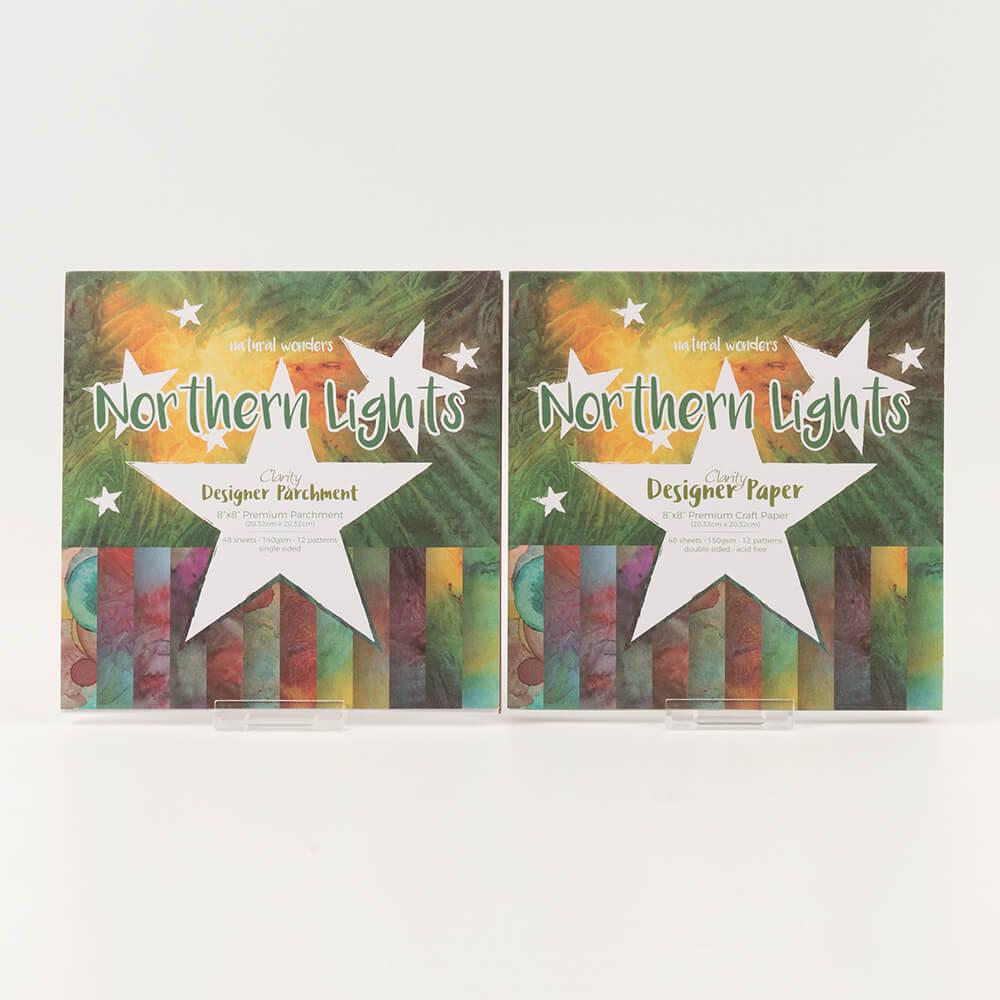 Rainbow River 8 x 8 Clarity Designer Paper