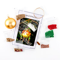 Spellbound Beads - Elf Bauble Kit - Makes 1-000616