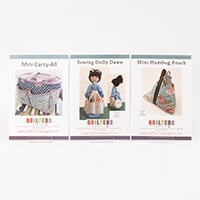 Quilter's Trading Post Sewer's Essentials 3x Pattern Bundle- Sewi-004086
