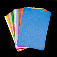 Craftworx - 60 Sheets of A4 Speciality Card-005281