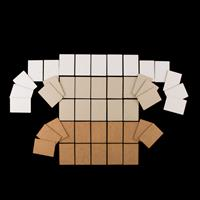 That's Crafty! 45 x ATC Pack - 15 x MDF, 15 x White/Greyboard & 1-007926