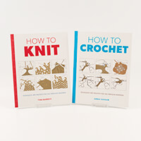 How to Knit and How to Crochet Books-015550