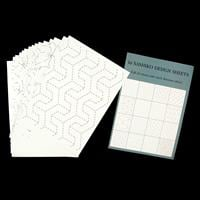 Festival of Japan Pack of 16 x A3 Patterns-019131