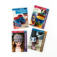 Twenty To Make Set of 4 Guide Books - Knitted Collection - Baby B-019482