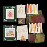 Rowandean Embroidery Pack of 2 Minis Autumn Bundle-020058