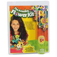 The Happy Puzzle Company - The Amazing Flower Kit-021344