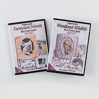 Robert Addams Woodland Wildlife and Farmyard Friends CD ROMs-025615