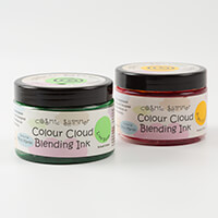 Cosmic Shimmer Colours by Phill Martin Colour Cloud Set - Lime Bu-029260