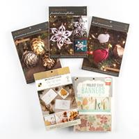 DIY Project Stacks - Assorted Designs - 5 Books Total-030510