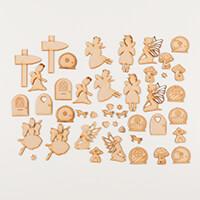 Daisy's Mega Fairy Collection - 44 Pieces-030580