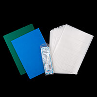 Peak Dale Products Accessory Pack - Tracing Sheets, A4 Work Board-030645