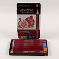 Spectrum Noir ColourBlend Pencils x 12 - Bold Brights-031822