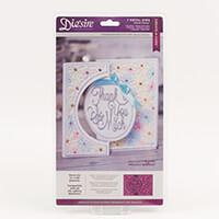 Die'sire Create a Card Die - Circle Swing - 7 Dies-032753