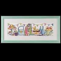 Heritage Retail Therapy Cross Stitch Kit-033856