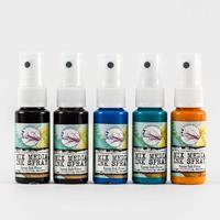 Imagination Crafts Mix Media Ink Sprays - Black, Dark Brown, Ligh-035532