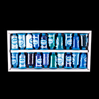 Marathon Threads Favourite Box of 20 x 1000m Polyester Cops-036710
