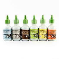 Ecogreen Crafts Exquisite Ink Collection - 6 x Pigment Re-Inkers -037239