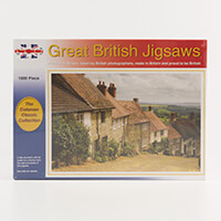 Hovis Heaven, Gold Hill 1000 piece-037970