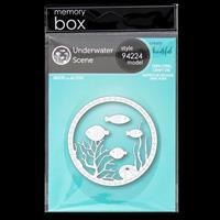 Memory Box Underwater Scene Die Set - 2 Dies-039531