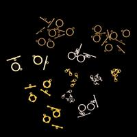 Selection of Jewellery Clasps - Toggle & Lobster Variety - Assort-040381