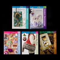 Search Press 5 x Twenty to Make Books - Mosaics, Decoupage, Tags -046214